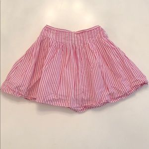 Lilly Pulitzer girls striped skirt